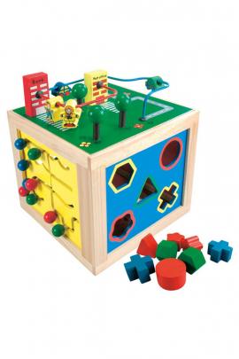 Развивающие игрушки и игры