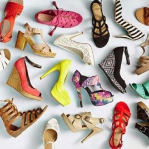 Словарь летней обуви