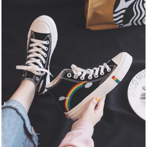 6 трендов женских кроссовок и кед в 2020 году