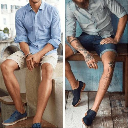Мужской летний стиль - тенденции 2020 года