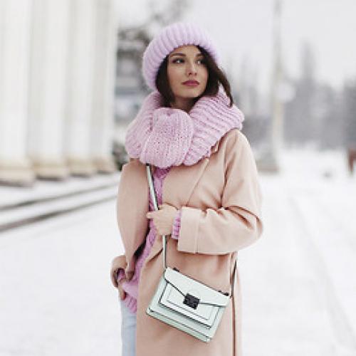 Одеваться стильно и тепло зимой - проще простого!