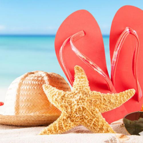 Идеальная обувь для твоего отпуска