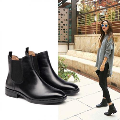 Модная и практичная обувь в этом сезоне - ботинки ЧЕЛСИ!