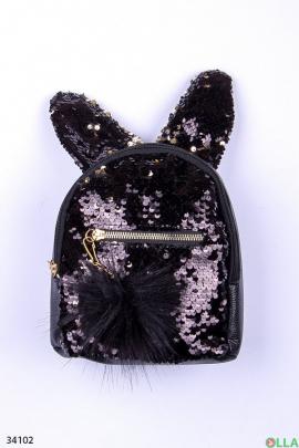 Рюкзак с ушками