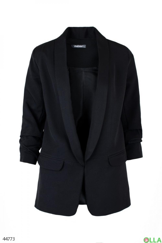 Женский Чёрный пиджак
