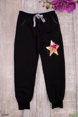 Спортивные штаны со звездой