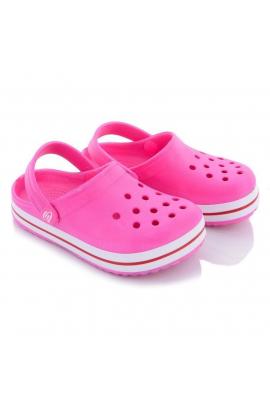 Кроксы для девочки Розовый