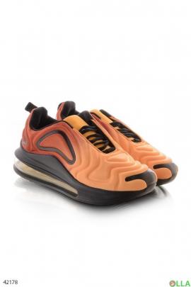 Женские кроссовки с градиентом
