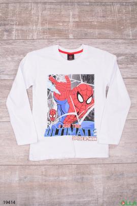 Кофта с рисунком Человек паук