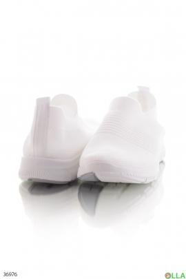 fc61546b Женские кроссовки из текстиля Материал подошвы- 100% ПУ Примерная размерная  сетка (сантиметров по стельке): 36 размер 22 см 37 размер 22,5 см 38 размер  23 ...