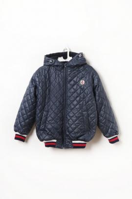 Синяя куртка для мальчиков