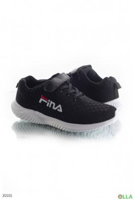 36c105b0 Спортивные кроссовки для мальчика Подошва из термопластичной резины.  Материал - текстиль Примерная размерная сетка (сантиметров по стельке): 32  размер 19,5 ...