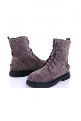 Женские Ботинки Meideli J3-3 brown
