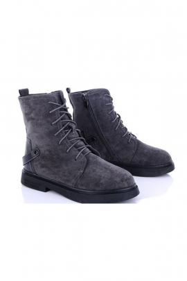 Женские Ботинки Meideli J3-5 grey