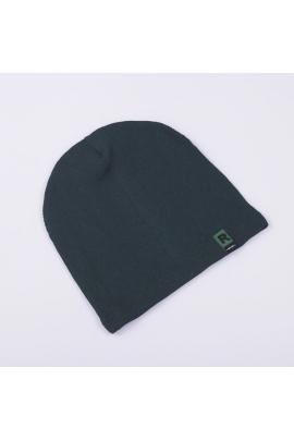 Шапка однослойная Темно-зеленый