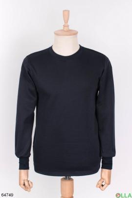 Мужской темно-синий термокостюм