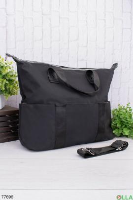 Женская сумка из текстиля