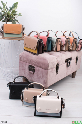 Женская разноцветная сумка