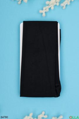 Женские черные колготы 1800 DEN 1800 Den