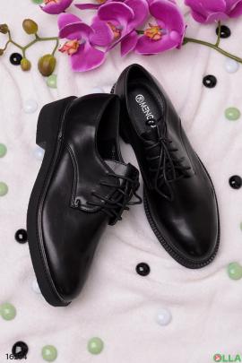 Туфли в класическом стиле