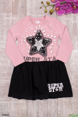 Платье со звездой