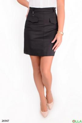 Женская юбка с высокой талией