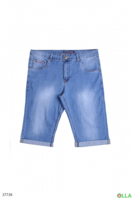 Джинсовые шорты