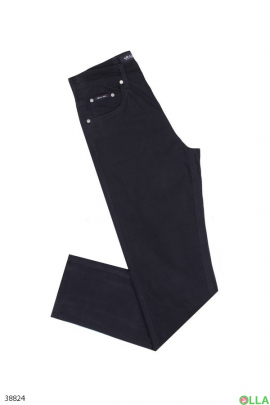 Мужские повседневные брюки