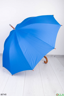 Женский синий зонт