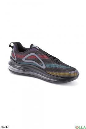 Мужские разноцветные кроссовки