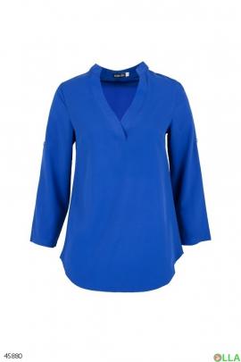 Женская классическая блуза