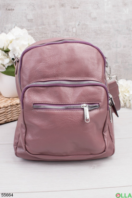 Женский Розовый рюкзак