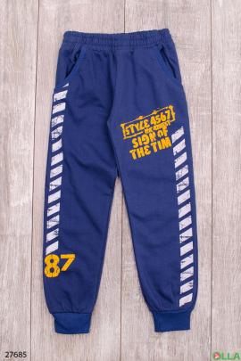 Спортивные штаны - 27685