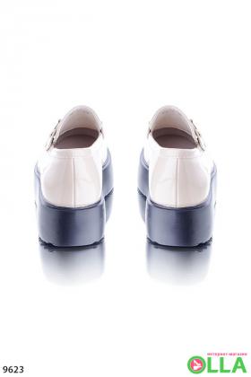 Туфли криперы