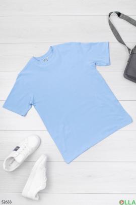 Мужская голкбая футболка