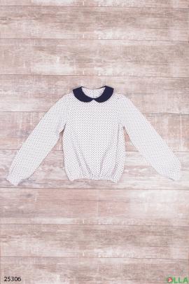 Блузка для девочки - 25306
