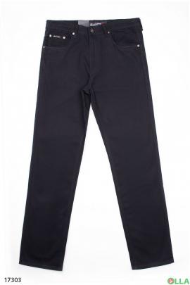Мужские брюки в повседневном стиле