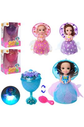Кукла-бокал