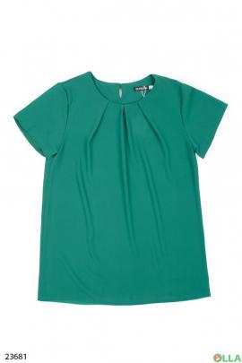 Женская шифоновая блузка