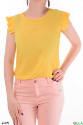 Легкая женская блузка