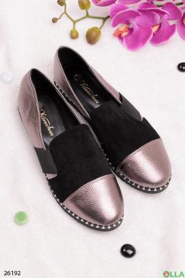Женские туфли без декора
