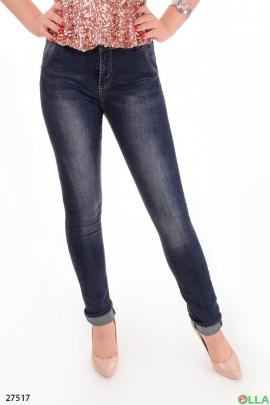 Женские джинсы в повседневном стиле