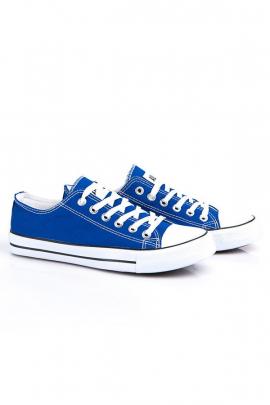 Кеды All Star синего цвета