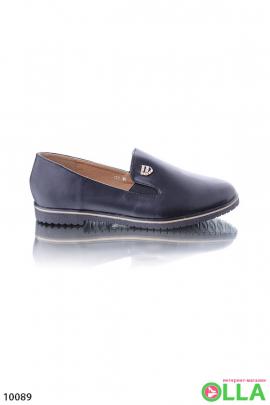 Туфли без застежек