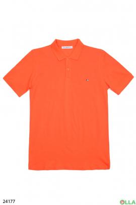 Мужская футболка-поло