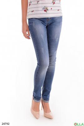 Женские джинсы - скинни