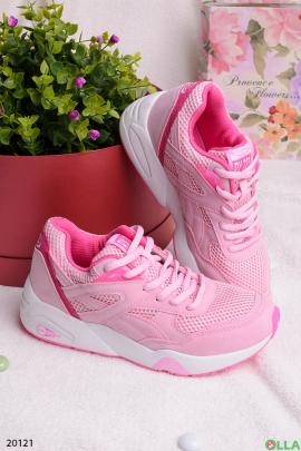 eb759c74843426 Коралловые кроссовки на шнуровке цена 379.00 грн. Baas L1519-8 ...