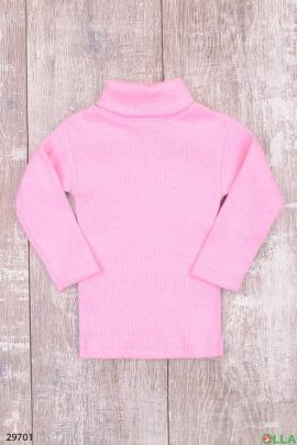 Гольф розового цвета