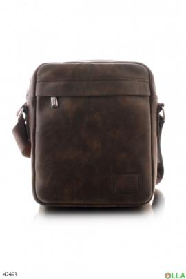 Мужская прямоугольная сумка