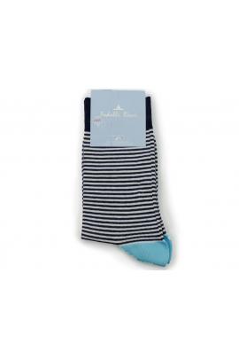 Носки женские Fadolli Ricci. Голубые (0024UZ-2)-39-42
